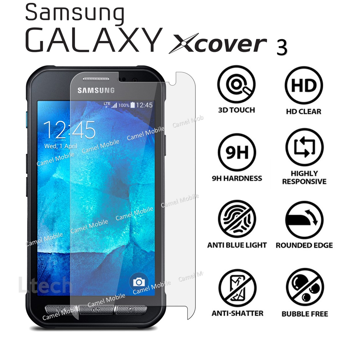 x cover samsung 3