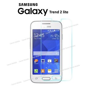 Samsung Galaxy Trend 2 Lite 100% Tempered Glass Screen Protector-clear
