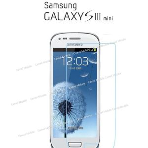 Samsung Galaxy S3 Mini 100% Tempered Glass Screen Protector-clear