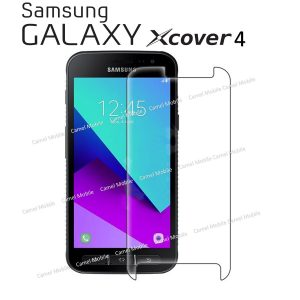 Samsung Galaxy XCover 4 100% Tempered Glass Screen Protector-clear