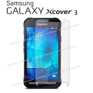 Samsung Galaxy XCover 3 100% Tempered Glass Screen Protector-clear