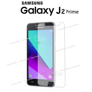 Samsung Galaxy J2 Prime 100% Tempered Glass Screen Protector-Clear