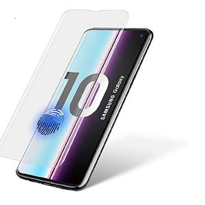 Samsung Galaxy S10+100% Genuine Tempered Glass Screen Protector-Clear