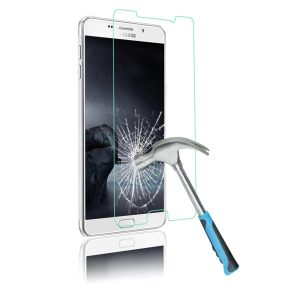 Samsung Galaxy A9 (2018) 100% Genuine Tempered Glass Screen Protector-clear