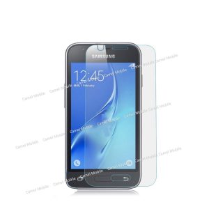 Samsung Galaxy J1 Mini 100% Tempered Glass Screen Protector-Clear