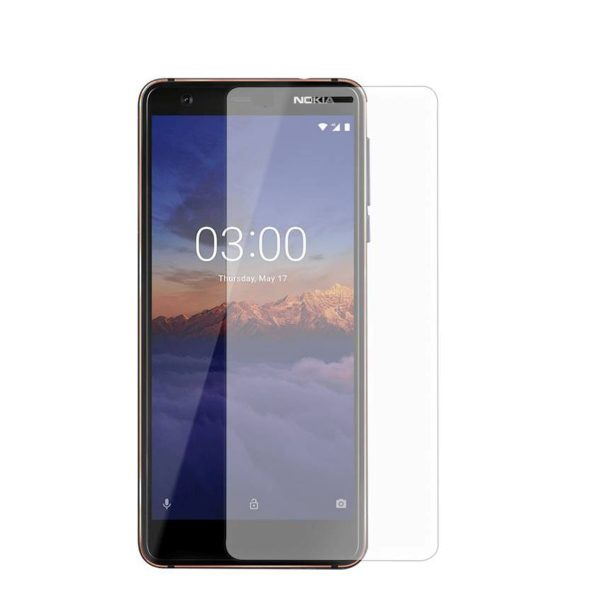 Nokia 5.1 100% Genuine Tempered Glass Screen Protector - Clear