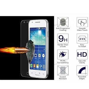 Samsung Galaxy ACE 4 Tempered Glass Screen Protector-clear