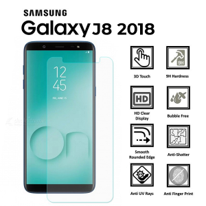 Samsung Galaxy J8 (2018)-Screen-Protector-Tempered-Glass