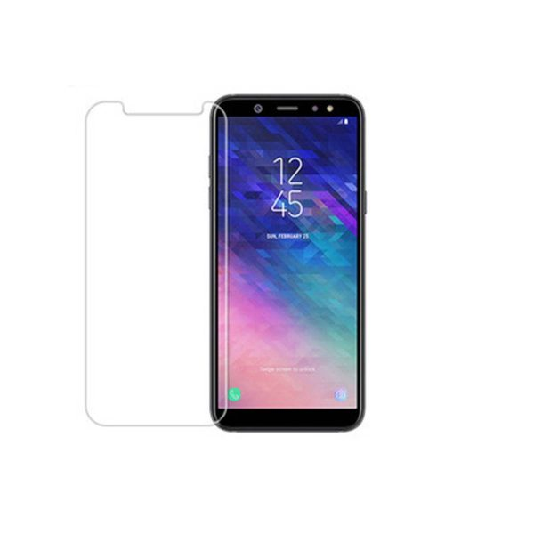 Samsung Galaxy A6 Plus (2018) 100% Genuine Tempered Glass Screen Protector-clear