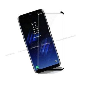 Samsung Galaxy Note 8 100% Genuine 3D Tempered Glass Screen Protector-Black