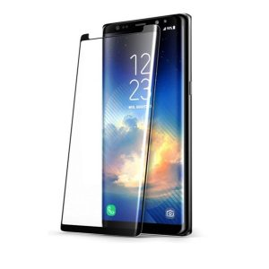 Samsung Galaxy Note 9 100% Genuine 3D Tempered Glass Screen Protector-Black