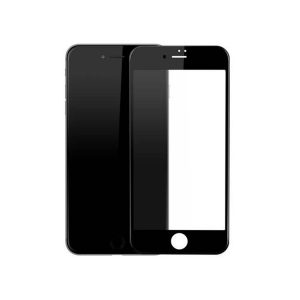 Apple iphone 8 Full 3D 100% Genuine Tempered Glass Screen Protector-Black