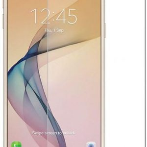 Samsung Galaxy J5 Prime Tempered Glass Screen Protector-clear