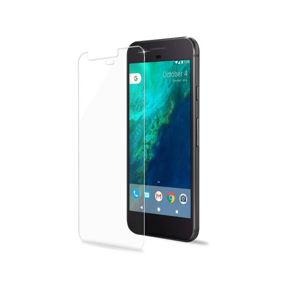 Google Pixel XL 100% Genuine Tempered Glass Screen Protector-Clear