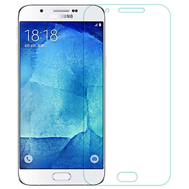 Samsung Galaxy A8 100% Genuine Tempered Glass Screen Protector-clear