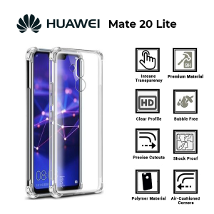 Huawei Mate 20 Lite Bumper Back Cover