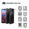 A BETTER MINIMALIST CASE for Huawei P20 Lite Ultra Thin [1.5mm] Slim Fit Flexible Soft TPU Case for Huawei P20 Lite