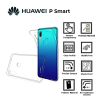 A BETTER MINIMALIST CASE for Huawei P Smart Ultra Thin [1.5mm] Slim Fit Flexible Soft TPU Case for Huawei P Smart