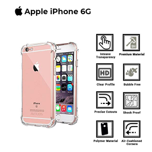 Apple iPhone 6G Back Bumper cover