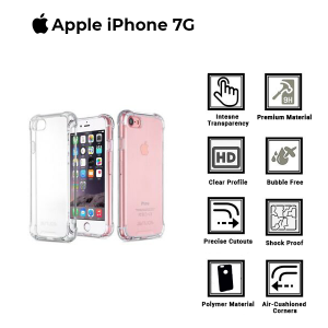 Apple iPhone 7G back bumper cover