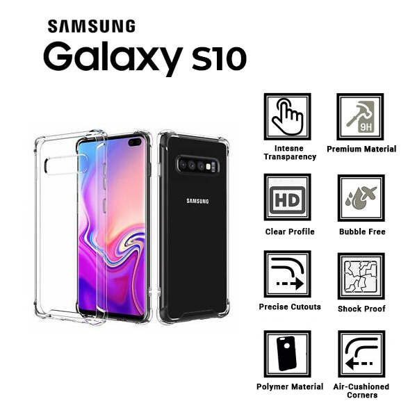 Samsung Galaxy S10 Back Bumper Cover