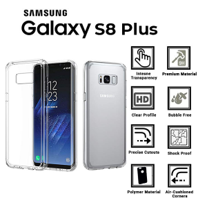 Samsung Galaxy S8 Plus Back Bumper Cover