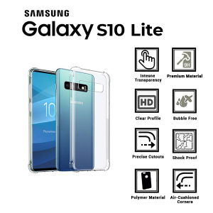 Samsung Galaxy S10 lite Back Bumper Cover