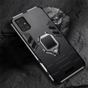 A BETTER MINIMALIST HYBRID CASE With Ring for Samsung-S20, S20 Plus, S20 Ultra
