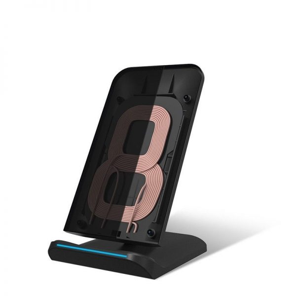Qi Inductive Charger Docking Station Wireless Wireless Charger Pad New