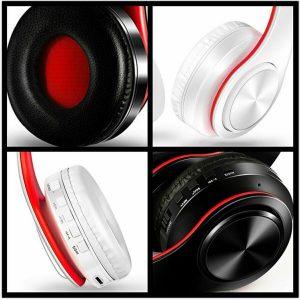 Folded Wireless Handfree Stereo Headphone
