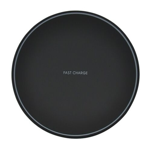 Wireless Charger Charging Pad for iPhone X XR 11 Pro Max Samsung S10 S20+ Pixel