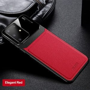 A BETTER MINIMALIST LEATHER CASE for Samsung S20, S20 Plus, S20 Ultra