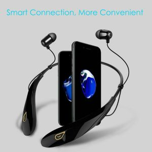 Wireless Handfree Sport Headset Stereo Headphone Earphone