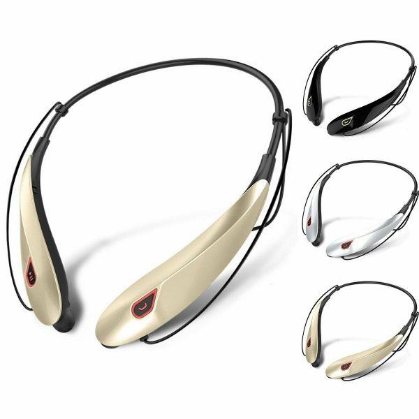 Wireless Handfree Sport Headset Stereo Headphone Earphone for iPhone Samsung New